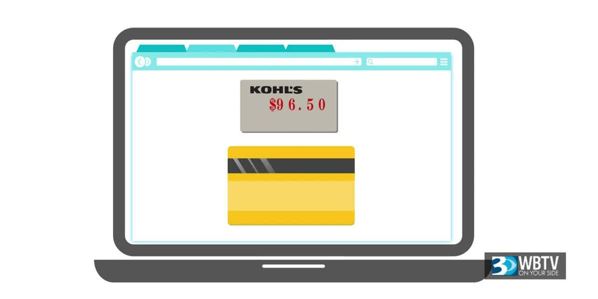 Watching your wallet: Online shopping hack