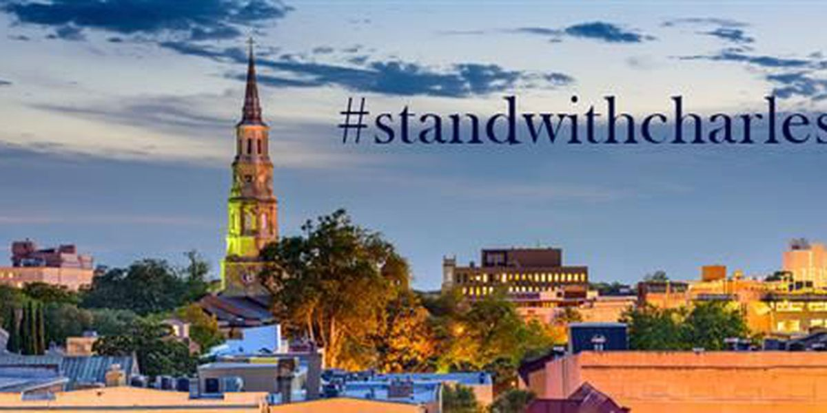 BLOG: In the wake of the tragedy in Charleston, YOU are my heroes