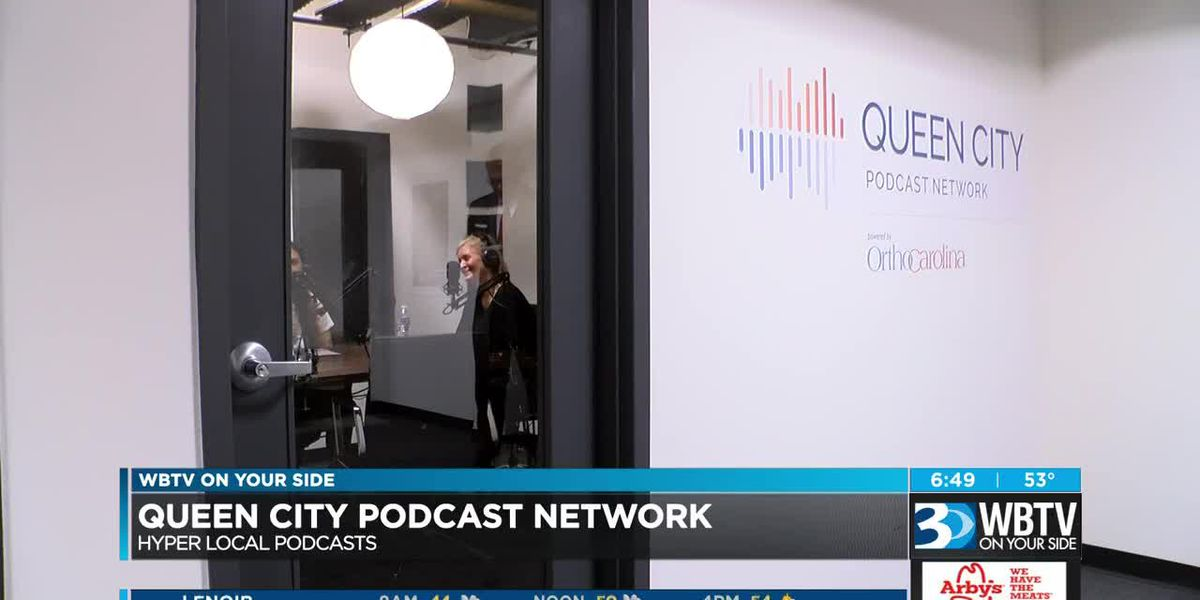 Podcast Network Focuses On Charlotte