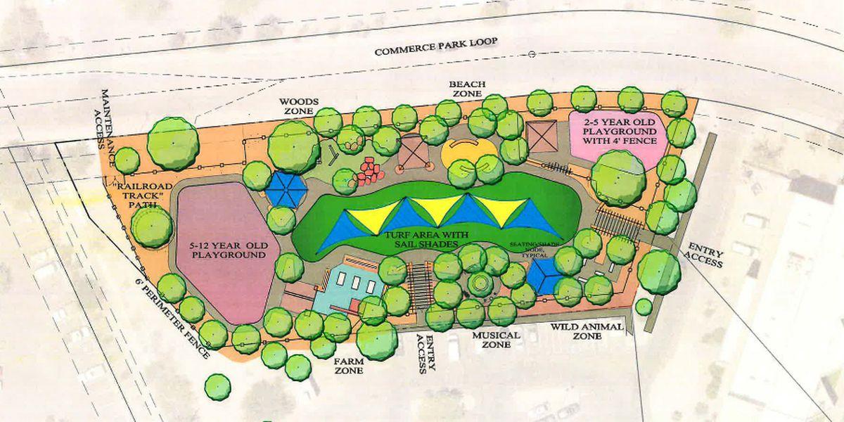 Tucson getting park designed for children on autism spectrum