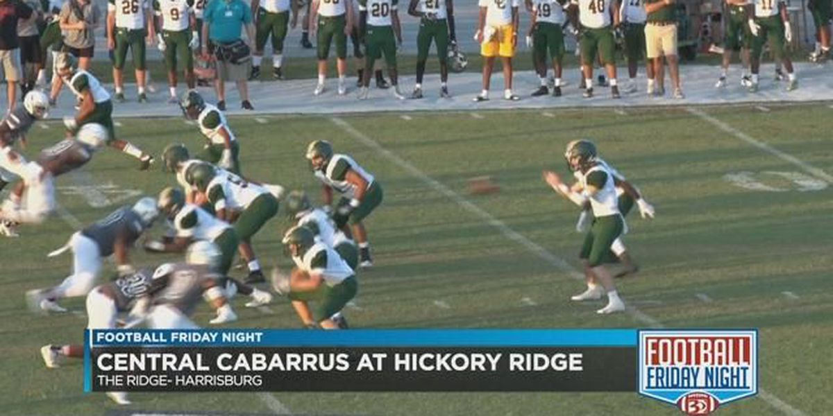 Central Cabarrus at Hickory Ridge