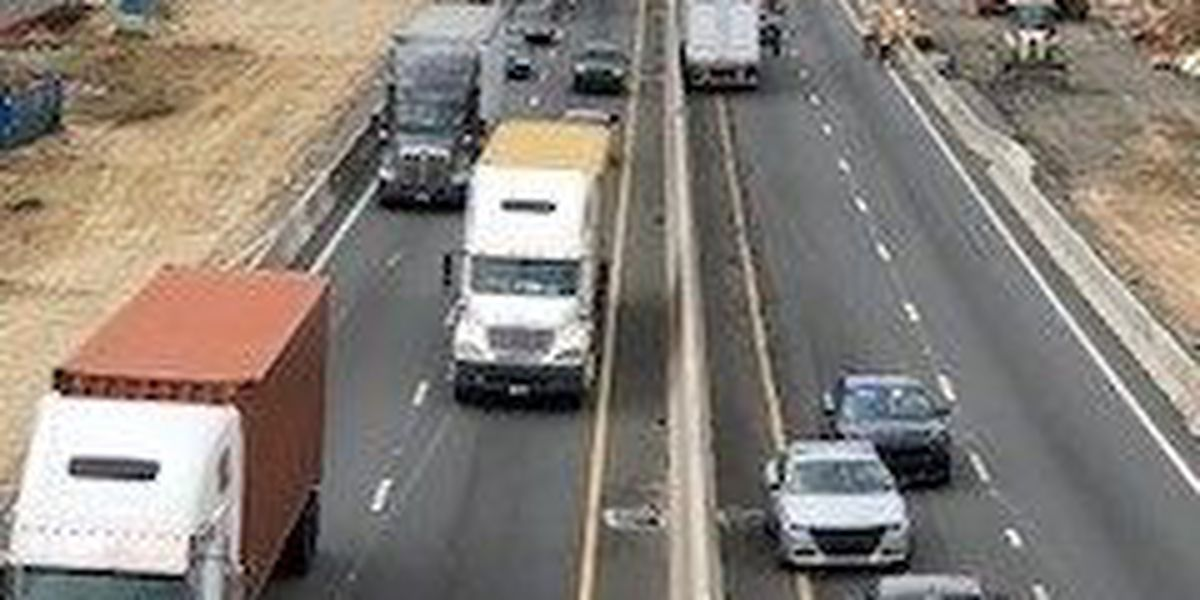 Wreck shuts down portion of I-85 in Cabarrus County