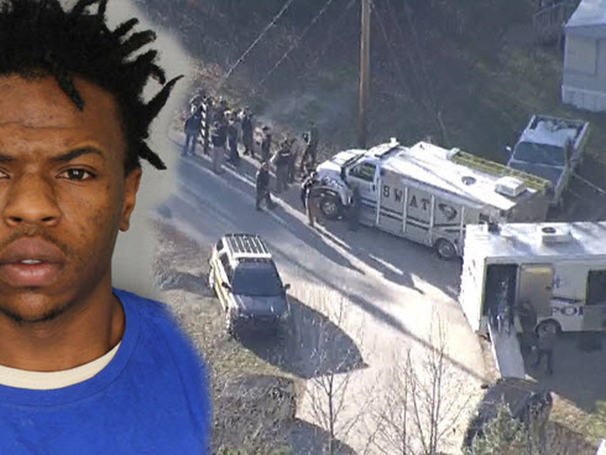 Man arrested in Charlotte, charged in Rock Hill shooting that led to SWAT situation