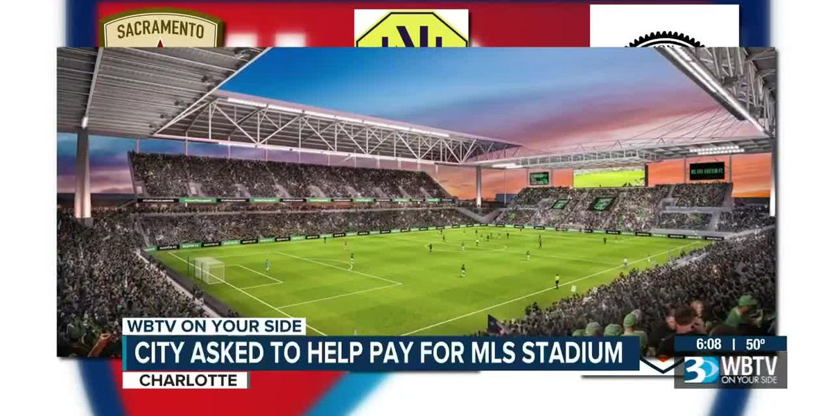 City asked to help pay for MLS stadium