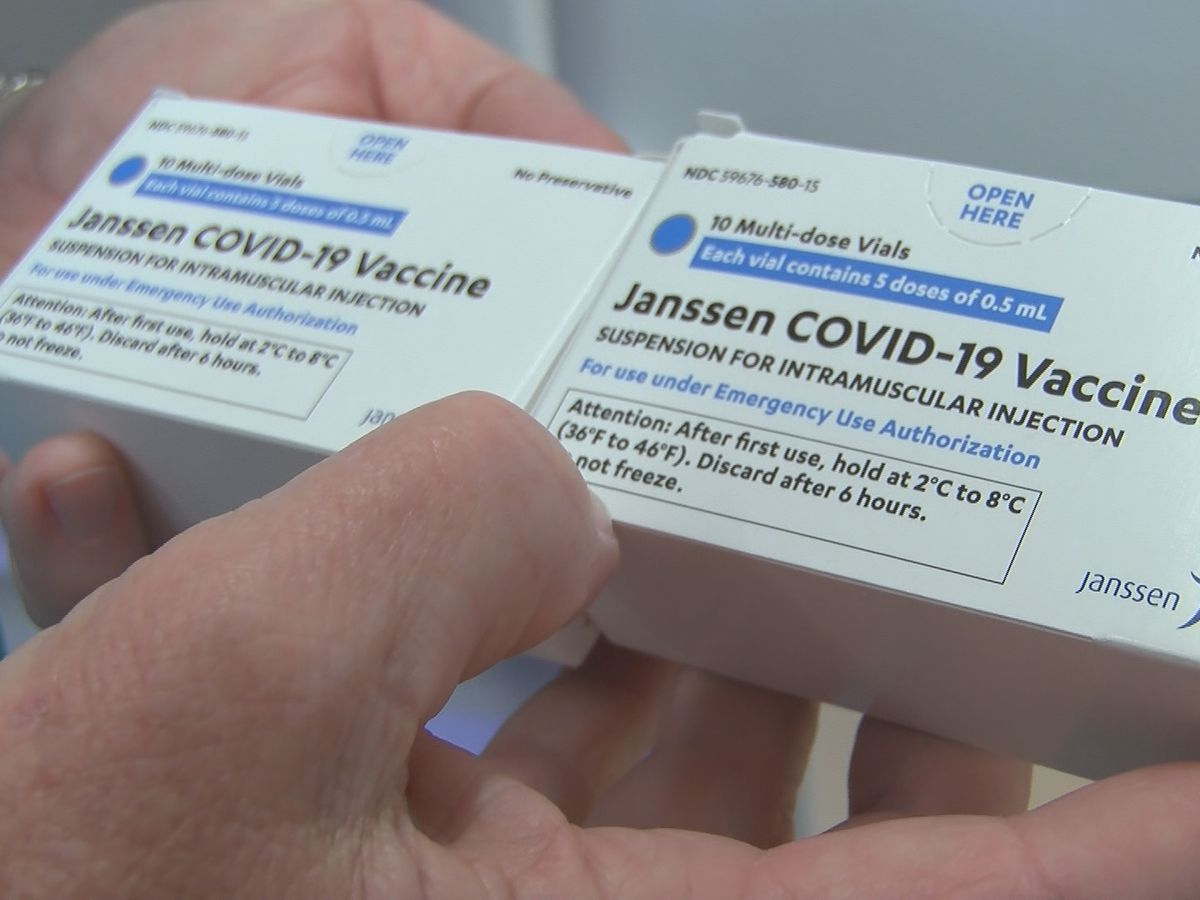 Local vaccine providers worry about hesitancy after Johnson & Johnson vaccine put on 'pause'