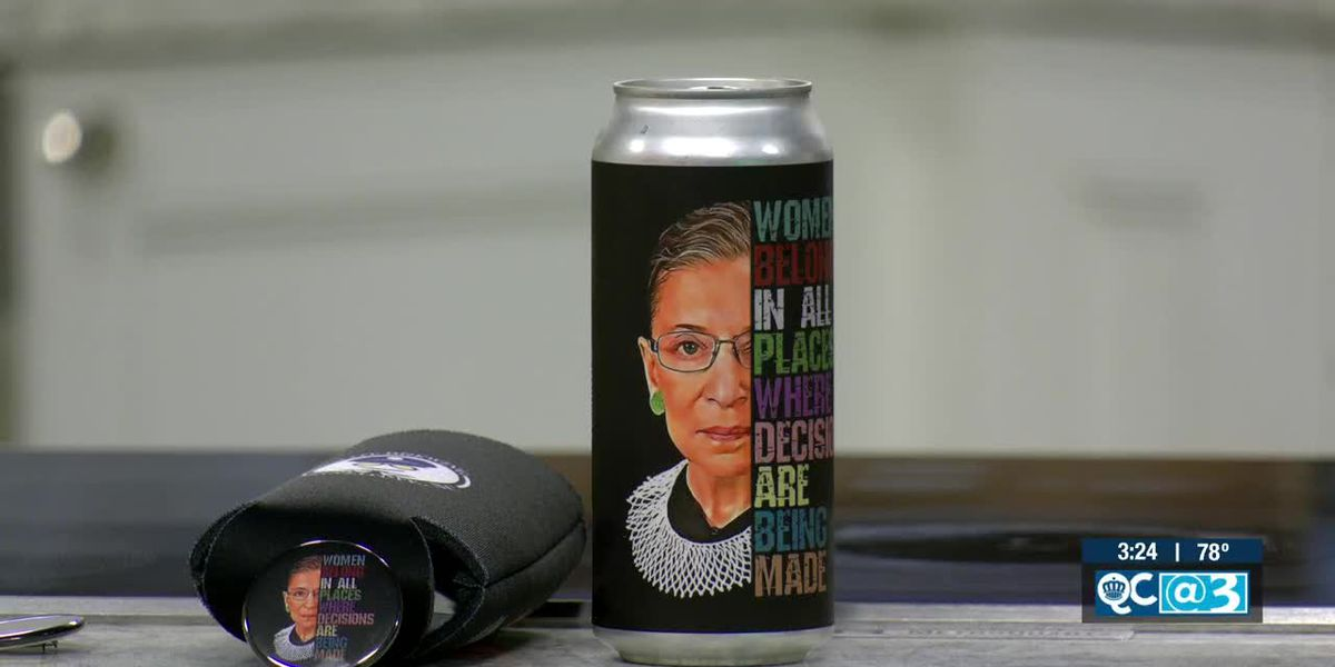 Local Brewery Honors The Late Justice Ruth Bader Ginsburg