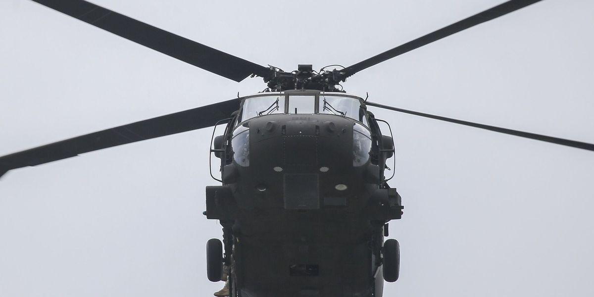 US military helicopter crashes off southern coast of Yemen
