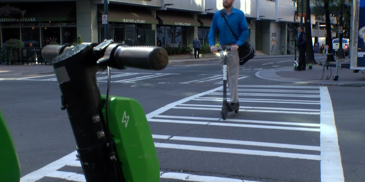 New e-scooter regulations approved in Charlotte