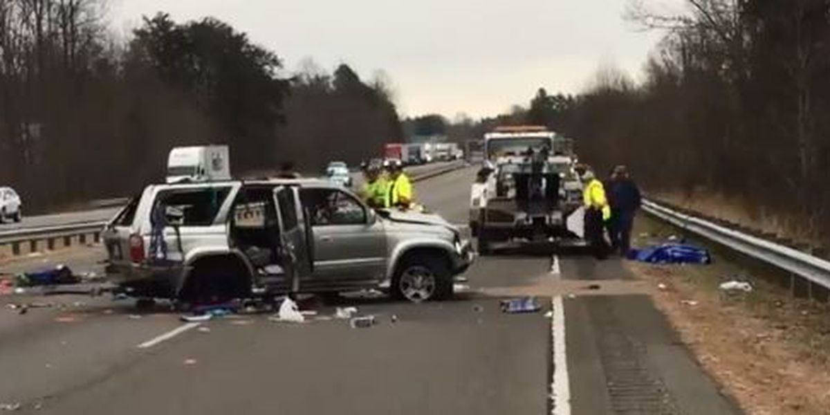 Tractor-trailer driver facing charges in deadly I-40 wreck