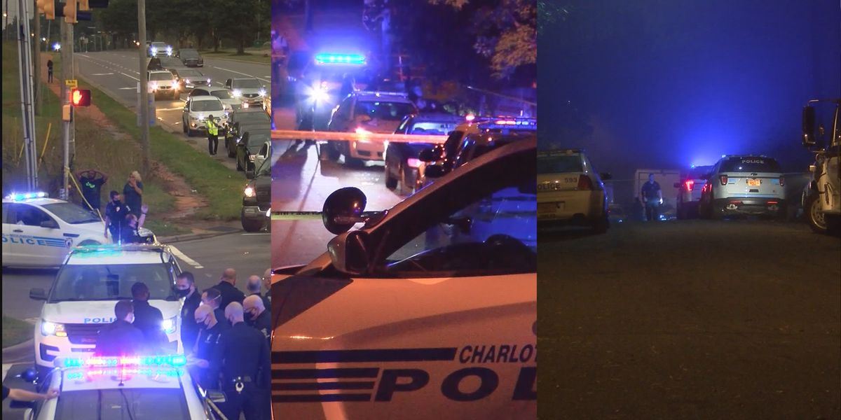 3 murders in less than 12 hours brings Charlotte homicide total to 94