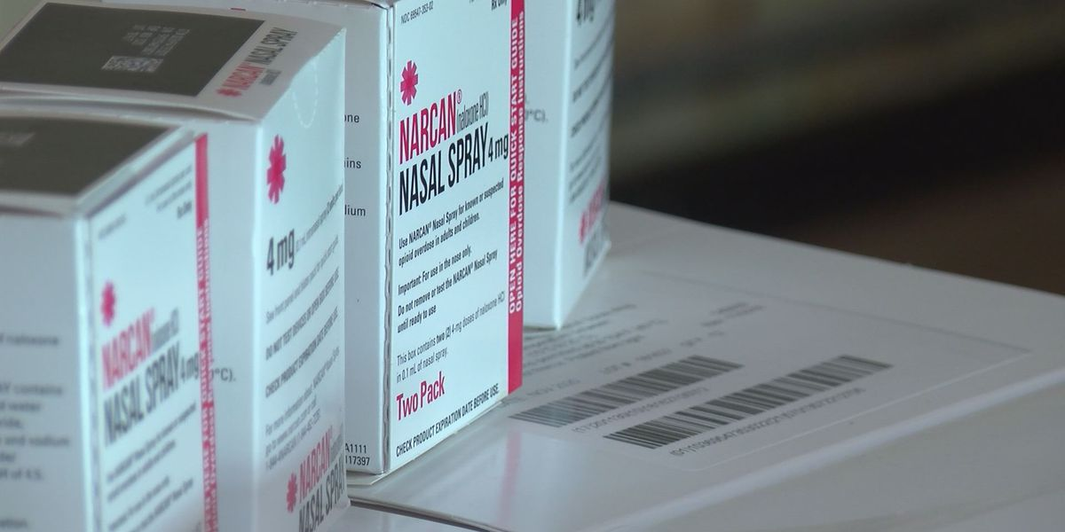 'Hope for the Holidays': Community Narcan drive held in Lancaster