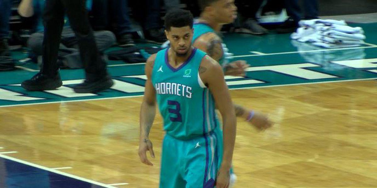 Lamb, Zeller lift Hornets past Hawks 108-94