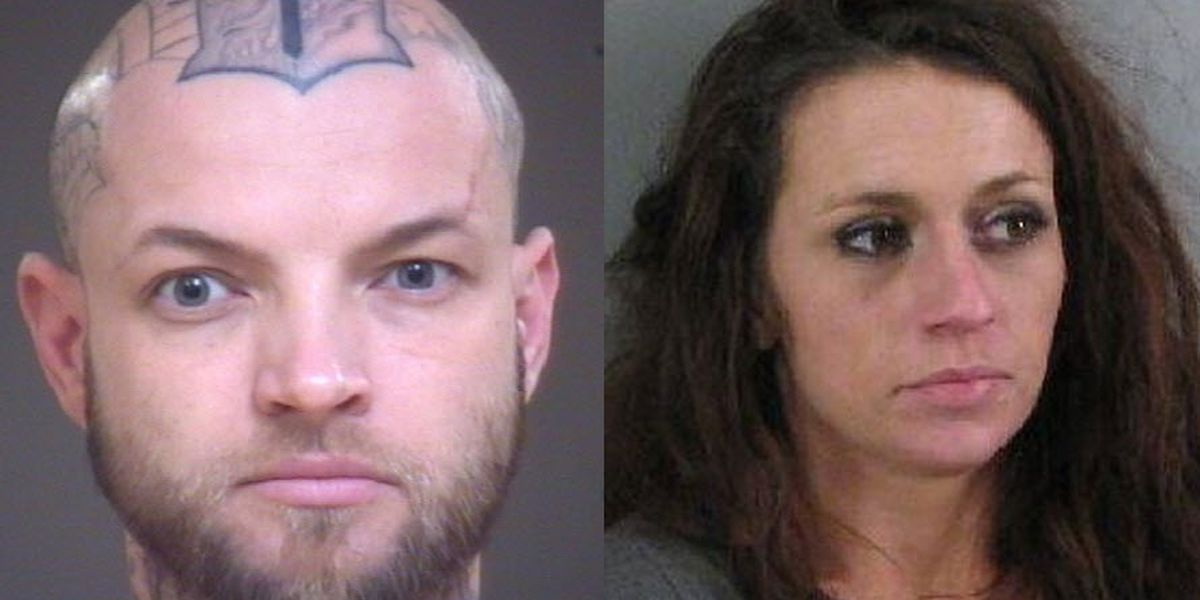 Duo arrested after store owner stabbed, vehicle stolen