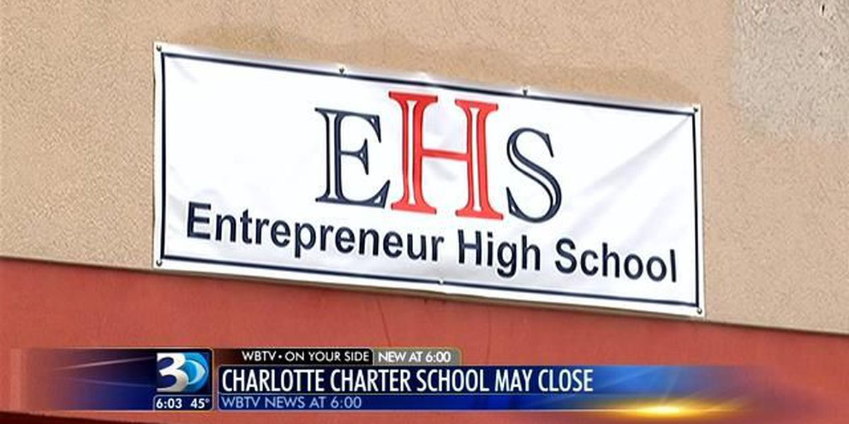 Entrepreneur HS charter school only has $14 in the bank, could close