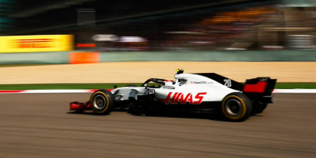 Another point scoring finish for Kannapolis based Haas Formula One team