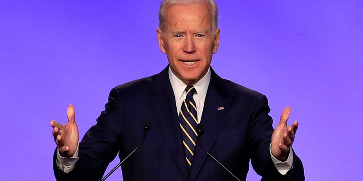 Ex-Vice President Joe Biden joins presidential race