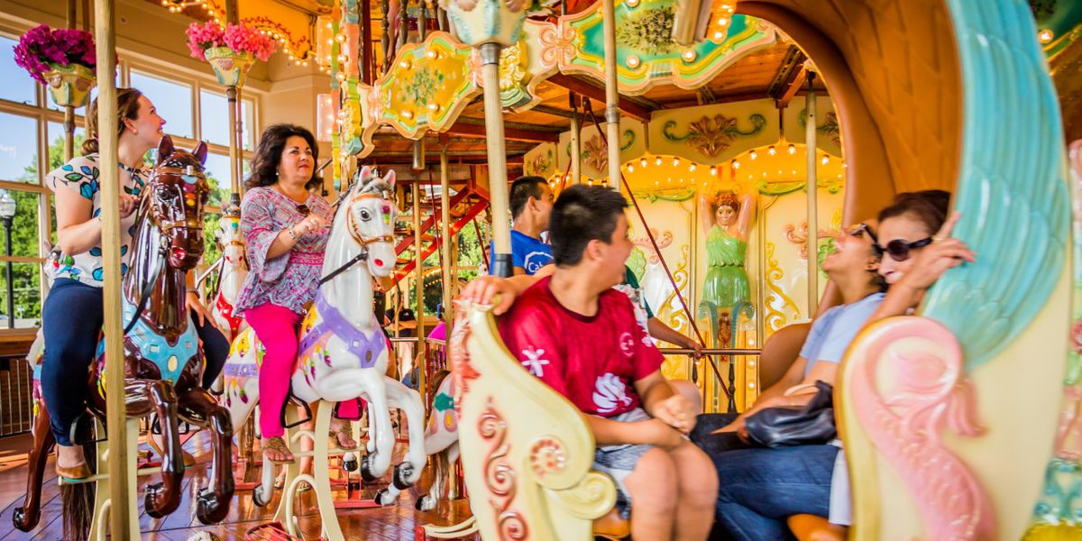 Carousel at Village Park in Kannapolis opens this weekend