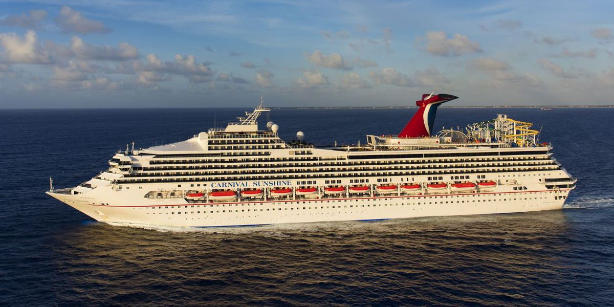 Elderly woman passes away during cruise on Carnival ship based in Charleston