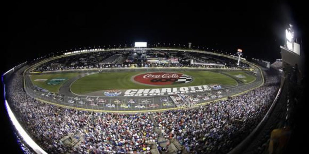 Lots of activities planned at Charlotte Motor Speedway leading to Coke 600