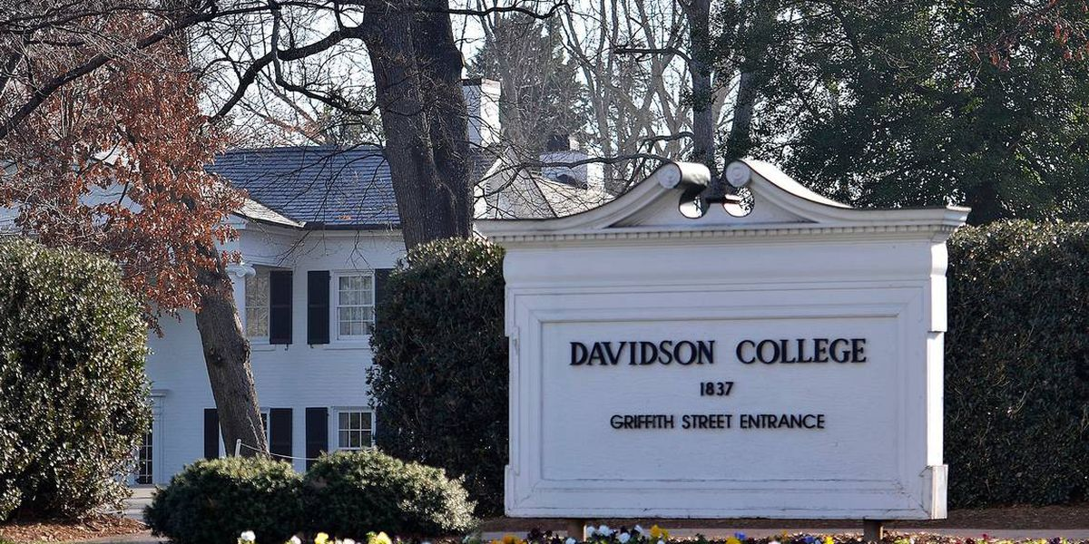 Davidson College reports COVID-19 cluster involving baseball players