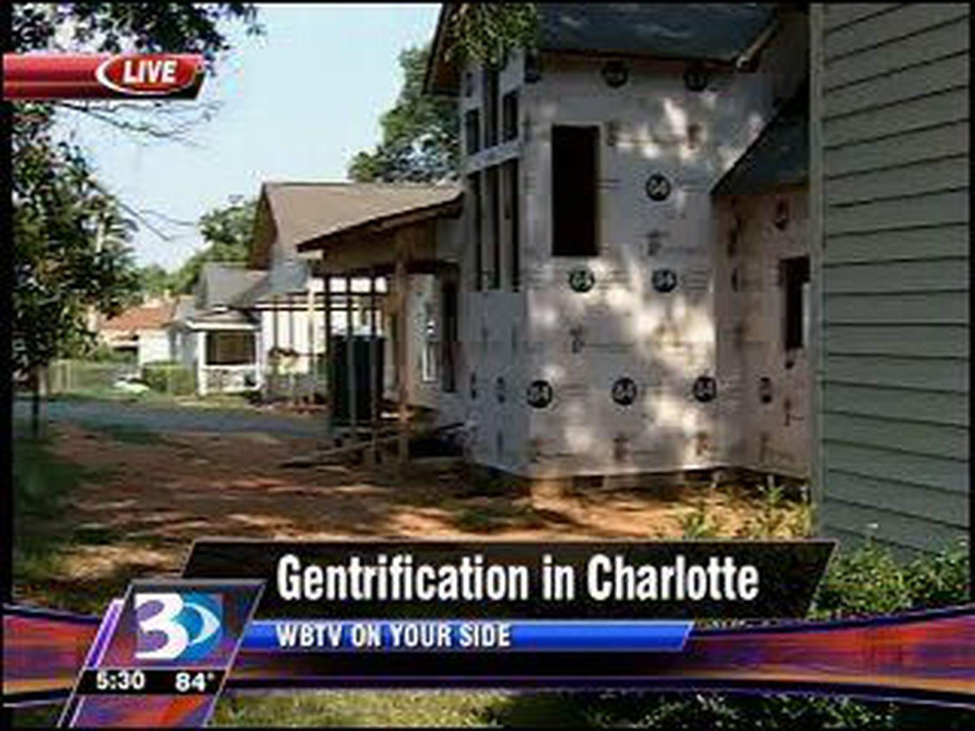 Gentrification S Impact On Charlotte S Neighborhoods