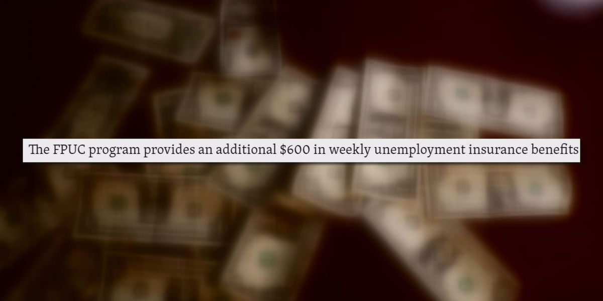 With federal benefits expiring at end of the month, jobless North Carolinians unemployment benefits will be slashed by more than half