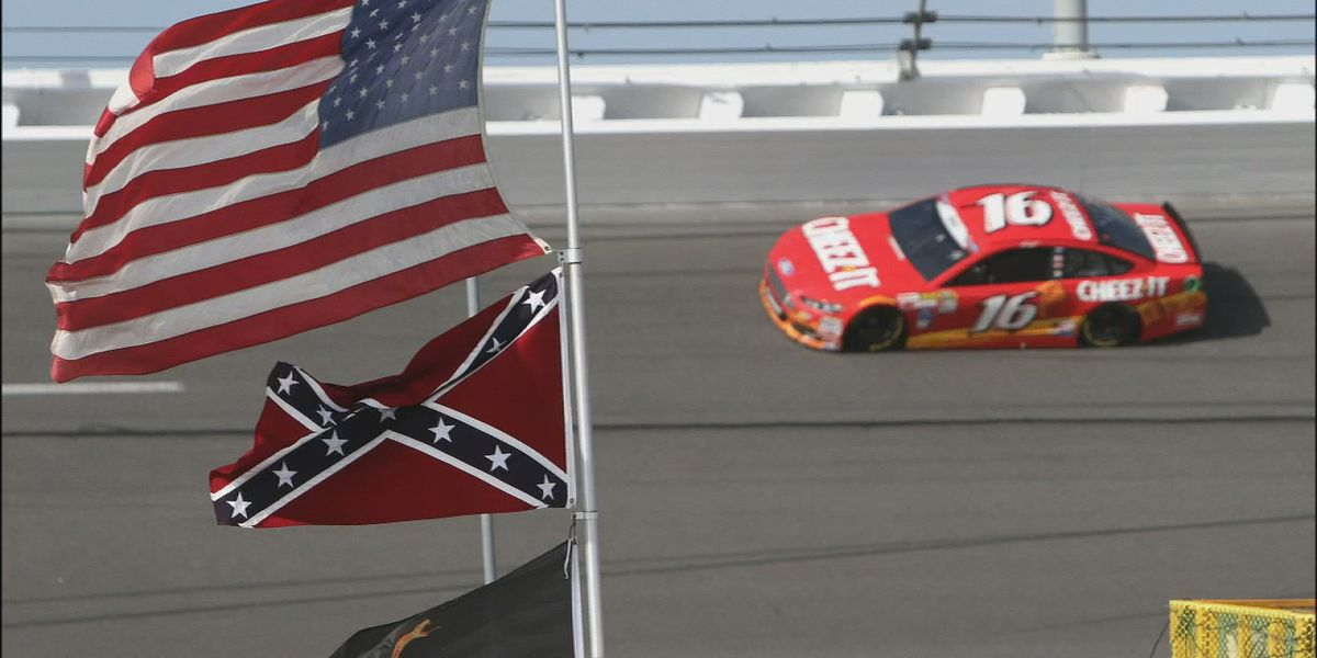 "NASCAR lacks a firm plan to ban the Confederate flag. ""It's going to cause a mess."""
