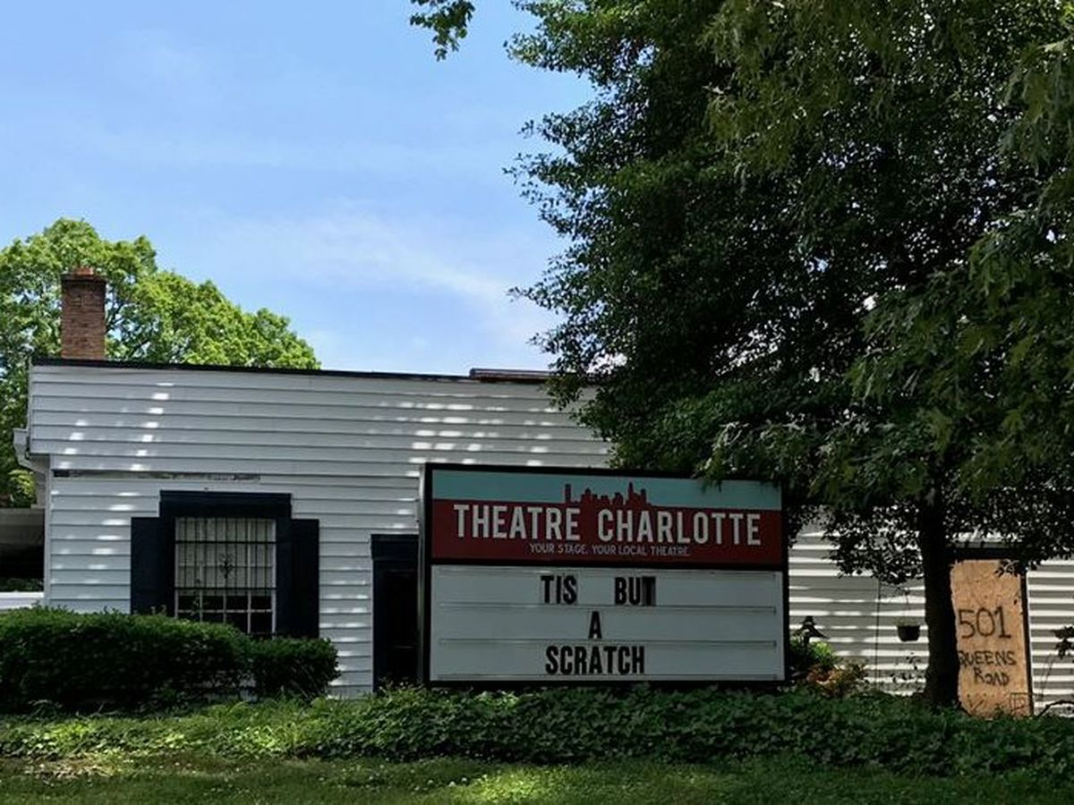 'We're going to be OK': Renowned Charlotte theater rebuilds after tragic fire, COVID