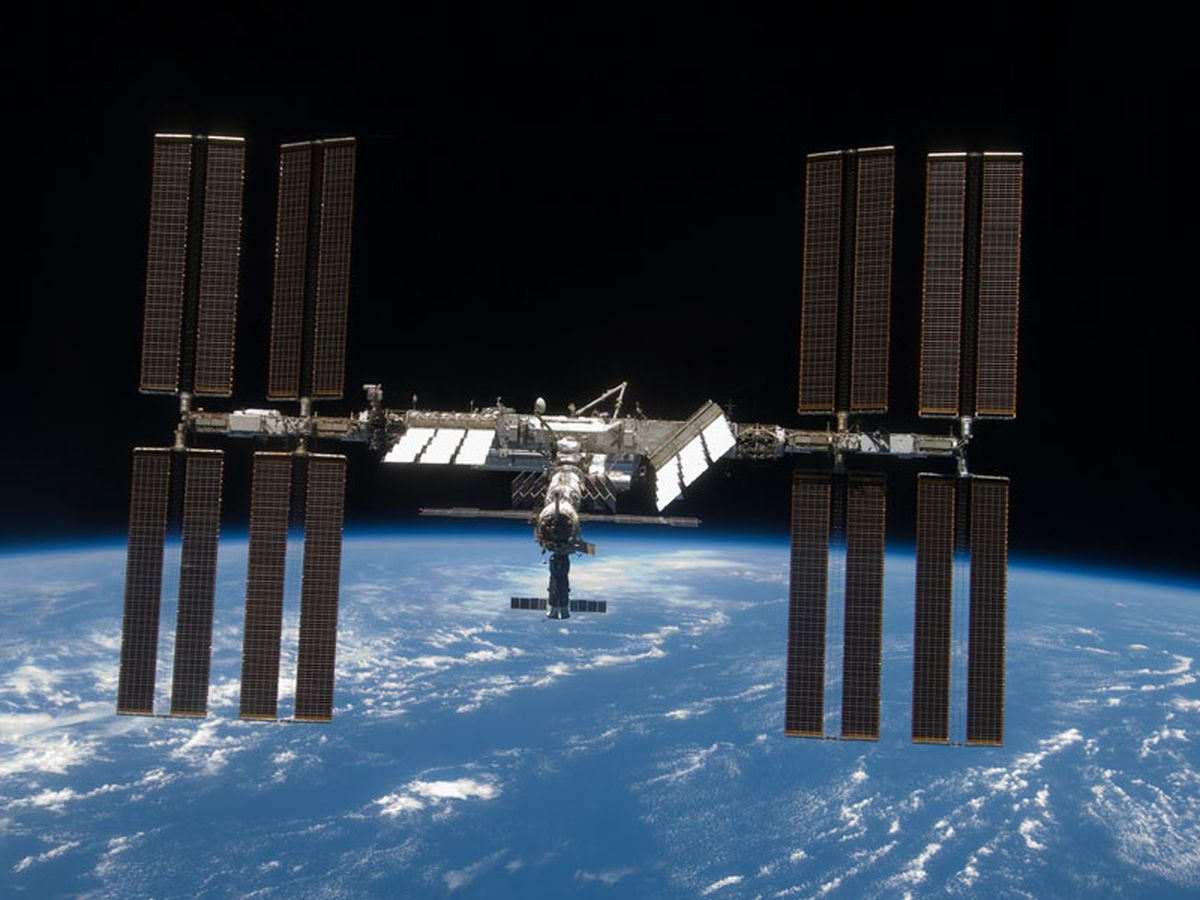 International Space Station to be over Charlotte