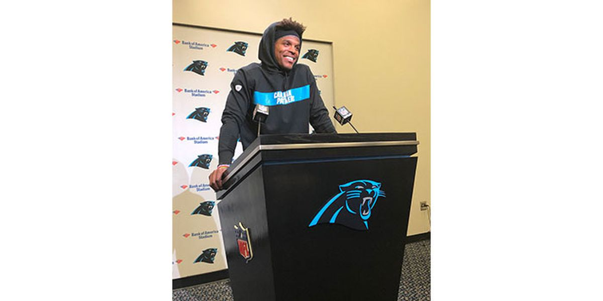 Cam Newton limited in practice for second straight week