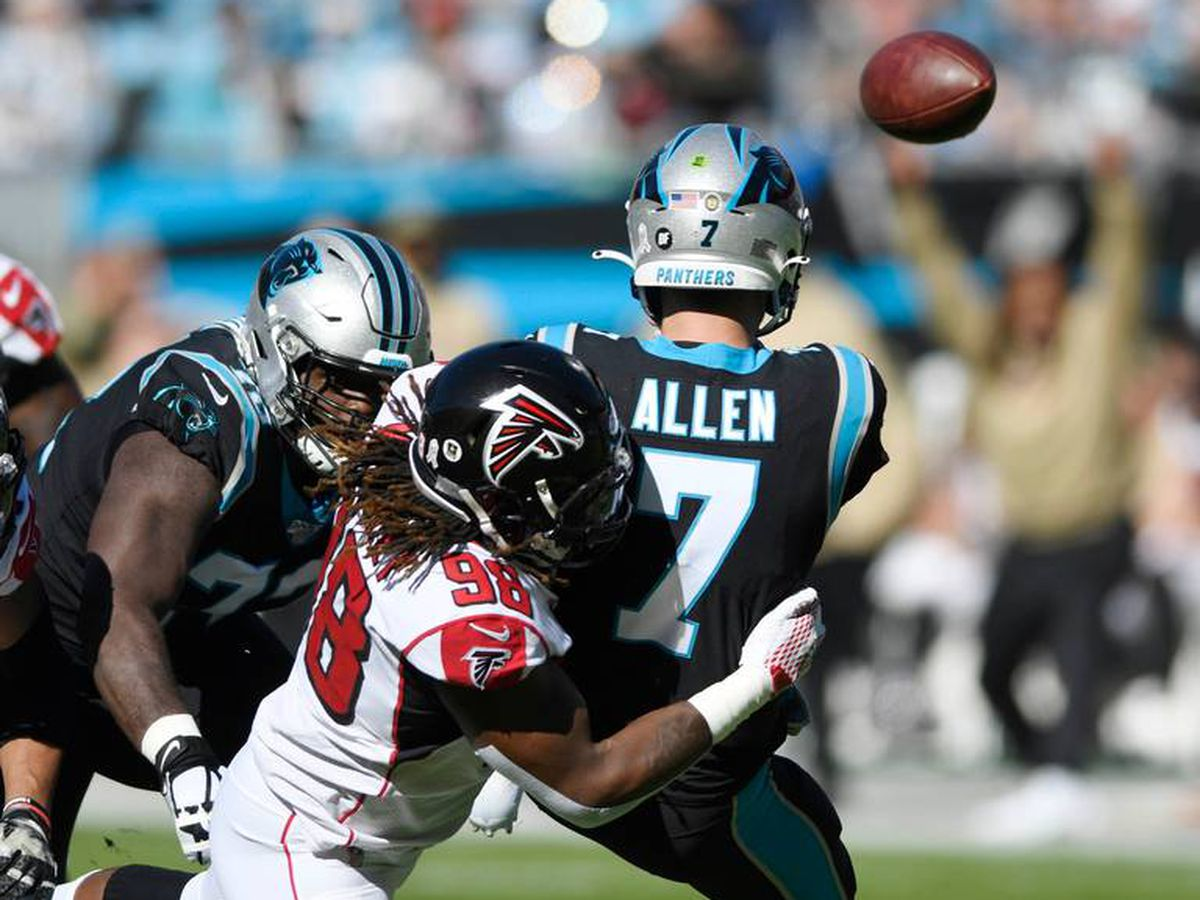 Analysis: If Panthers can't find a cohesive O-line, Kyle Allen will be picked apart
