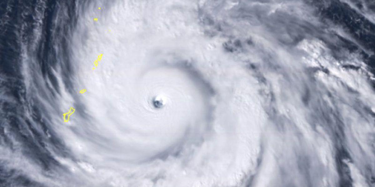 Super typhoon devastates Northern Mariana Islands, kills 1