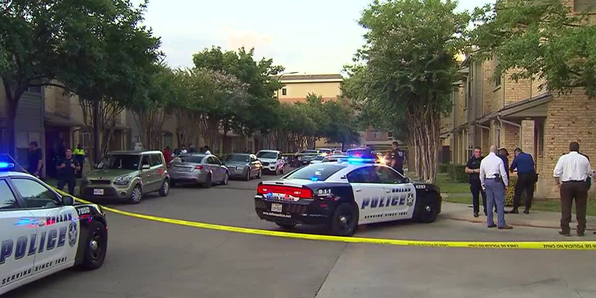 9-year-old girl shot to death when suspect shot into wrong Dallas apartment, police said