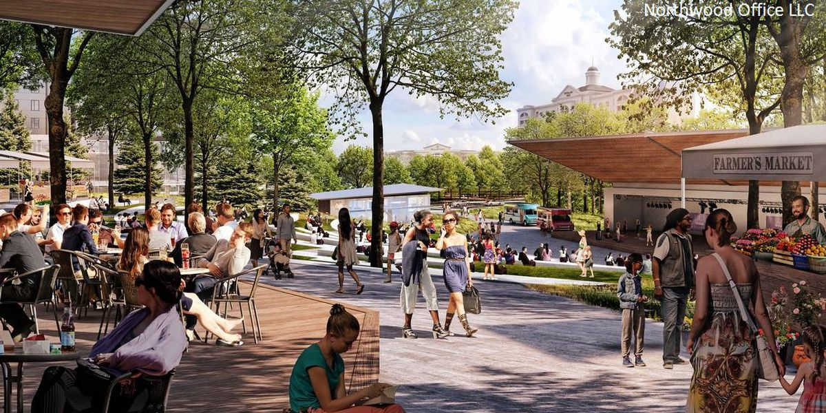 25-acre town center to transform Ballantyne in south Charlotte