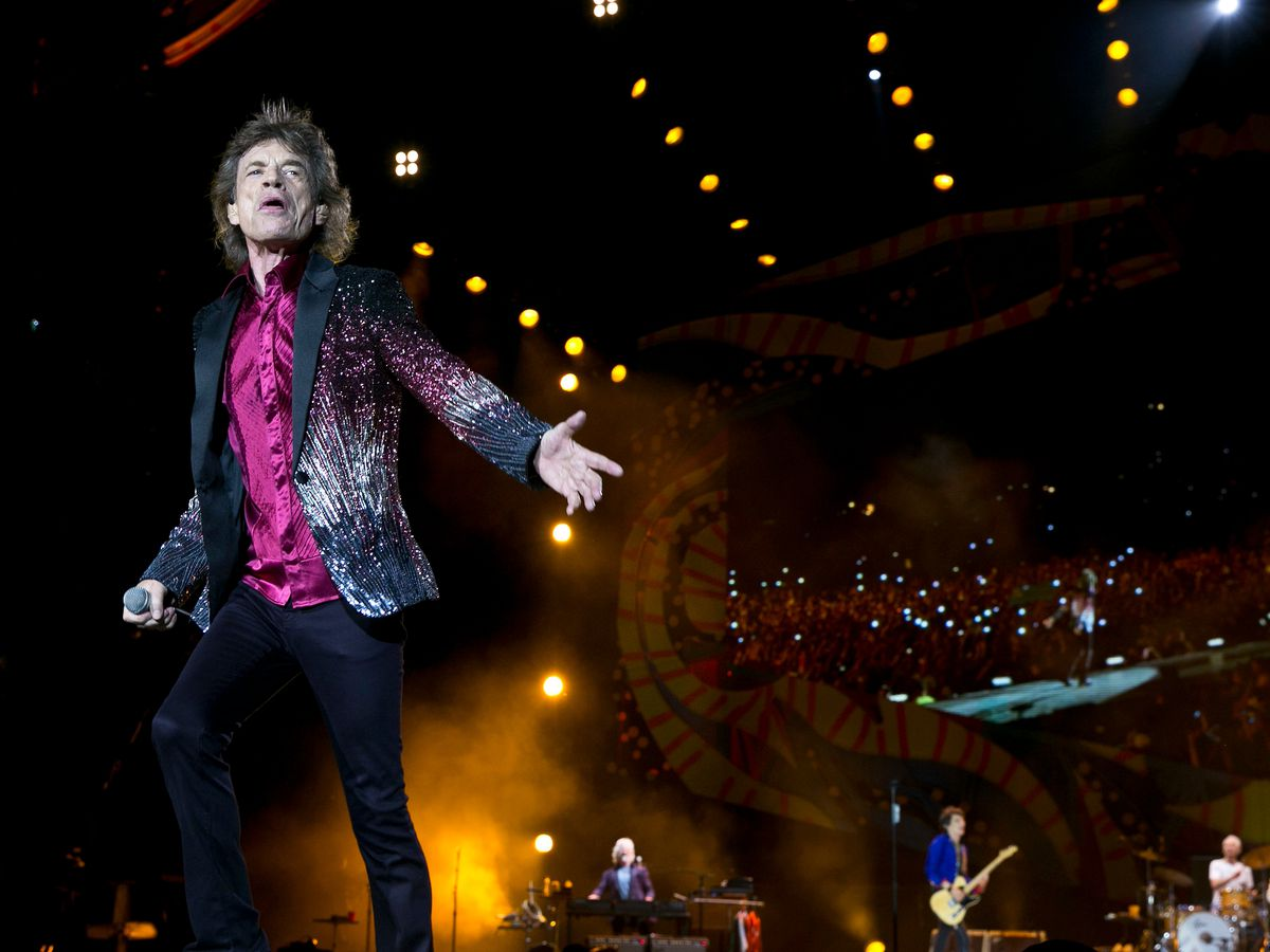 Mick Jagger gets some shelter, buying Florida mansion