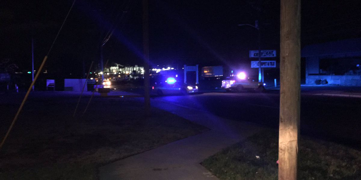 Crash causes power outage in south Charlotte