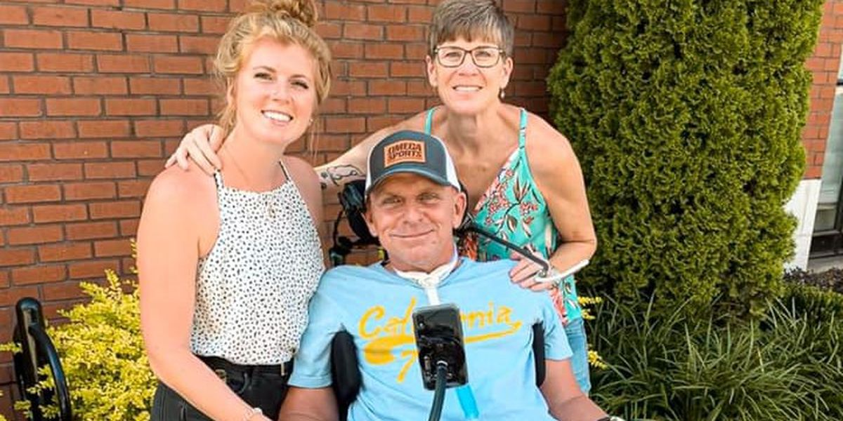 NC trooper paralyzed in motorcycle crash making progress on return home to Cramerton