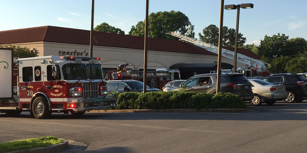 Officials put out restaurant fire in SouthPark, no injuries reported
