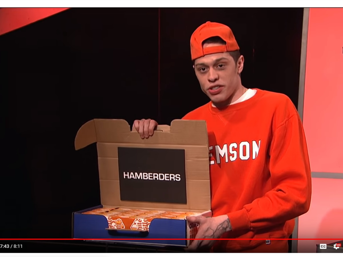Clemson's White House fast food feast gets the 'Saturday Night Live' treatment