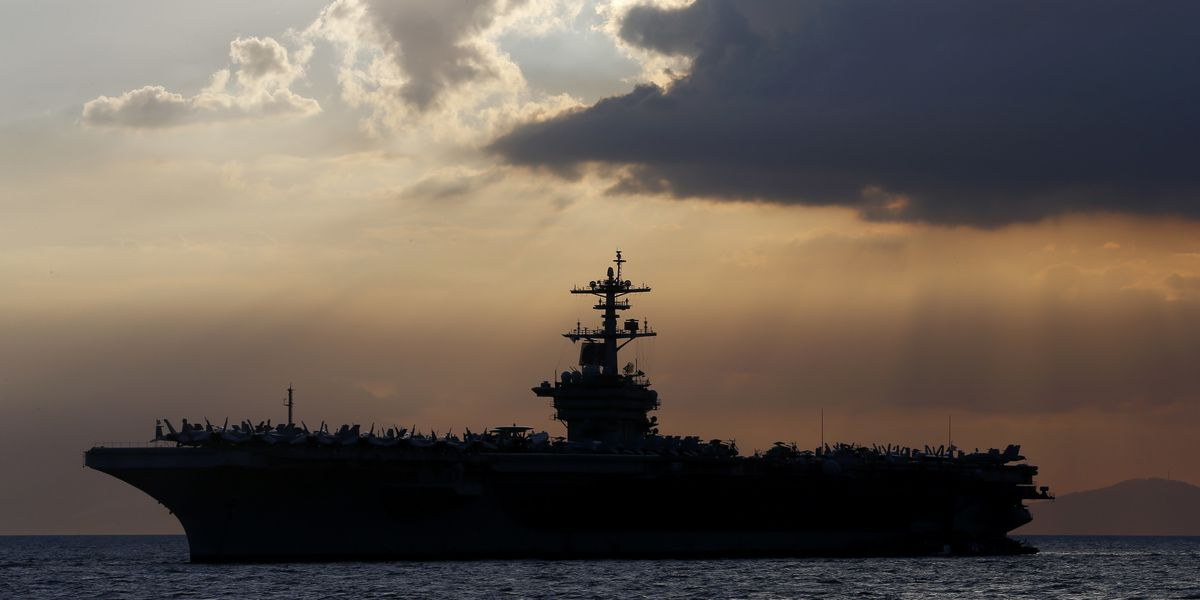 Sailor from USS Roosevelt with coronavirus found unconscious, admitted to ICU