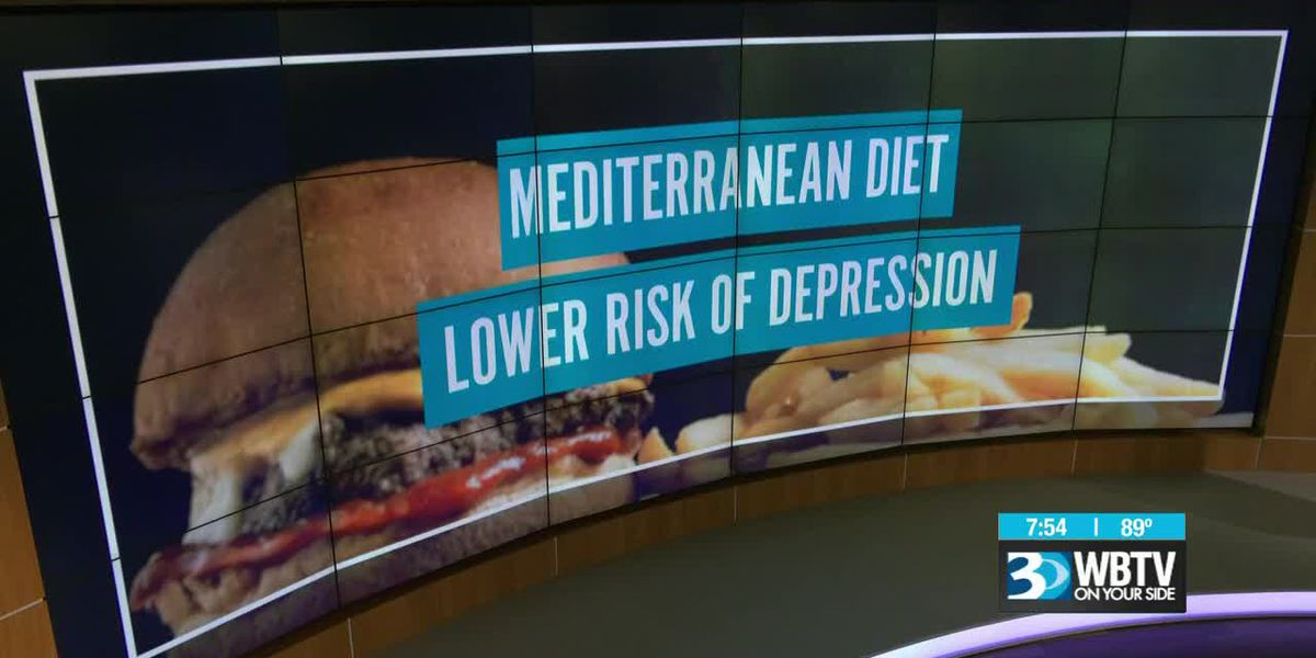 3 Things: The connection between fast food and depression