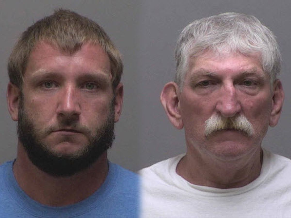 Two men accused of sex offenses with juvenile girl in Lincoln Co.