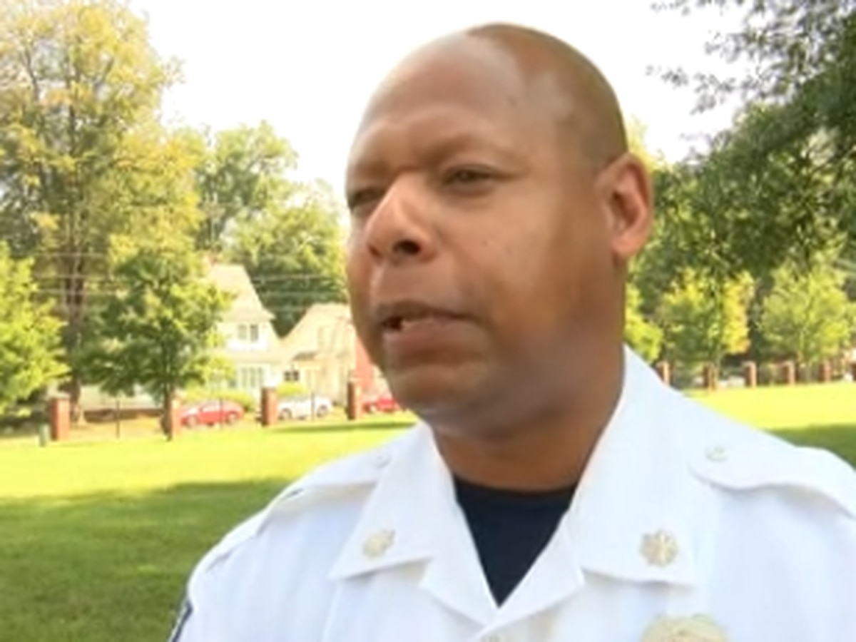 Shon Barnes, former Salisbury PD Deputy Chief, finalist for chief's job in Madison, WI