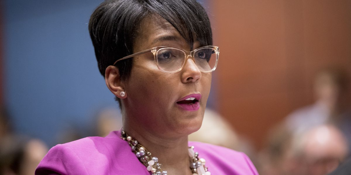 Atlanta mayor to defy governor, require masks in city