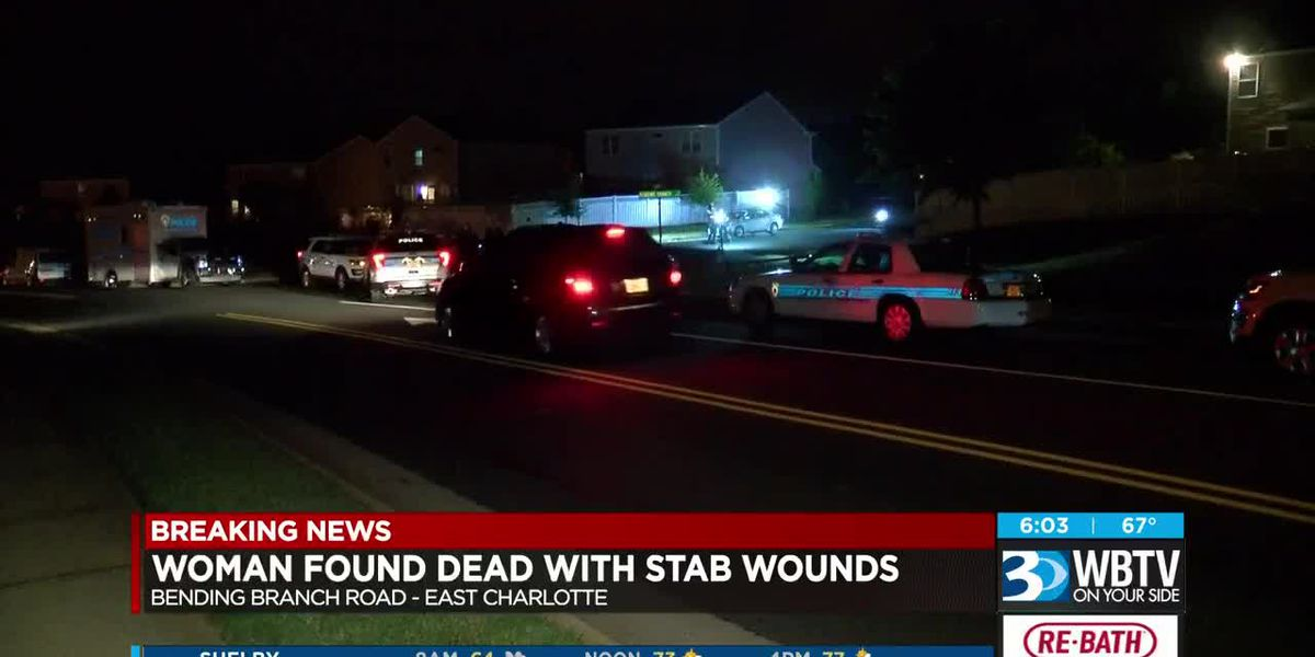 Woman found dead from stabbing