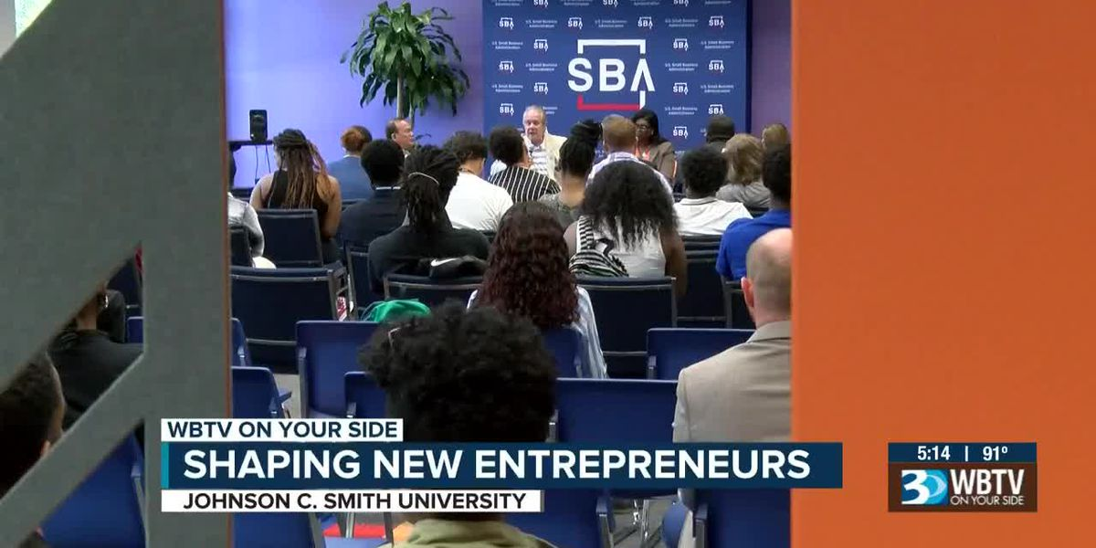 US Small Business Administration comes to Johnson C. Smith University