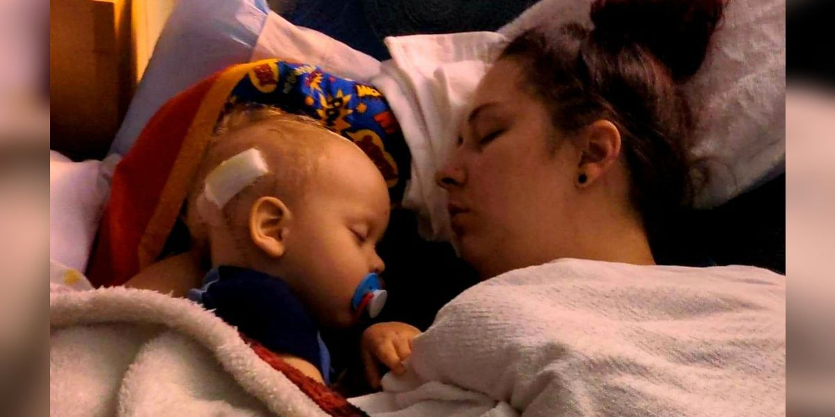 Molly's Kids: #HunterStrong update