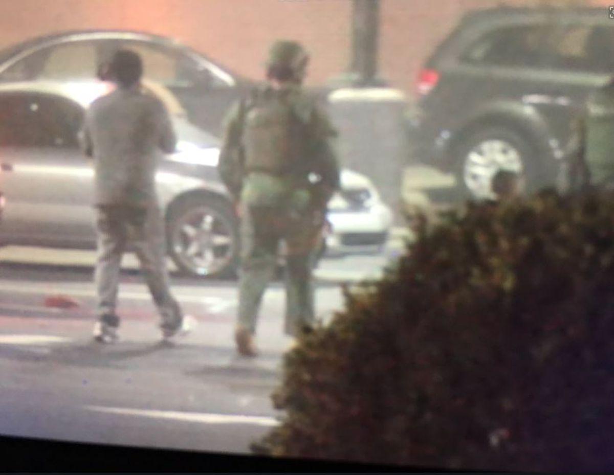 Victim Identified In Fatal Shooting Inside Huntersville