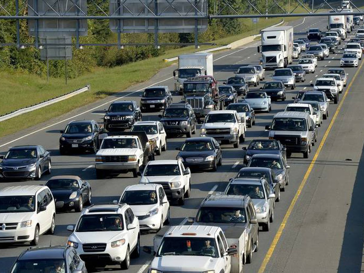Time flies when traffic doesn't: Congestion costs Charlotte drivers 57 hours a year
