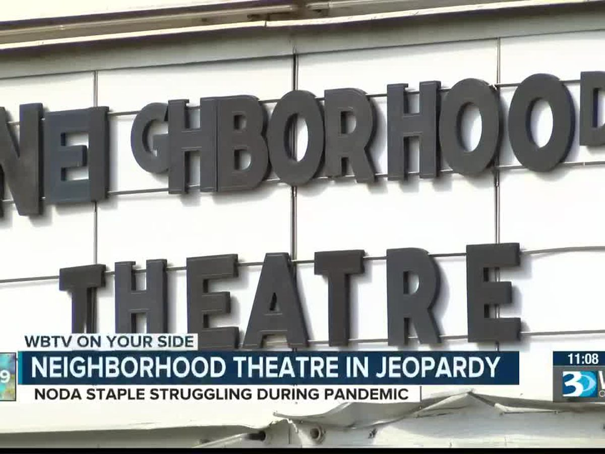 Neighborhood Theatre dealing with empty seats during pandemic